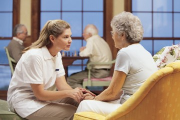 urgent need for long term care